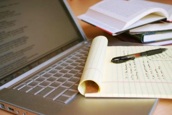 Krachtige webteksten - schrijven voor het weg