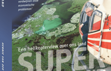 Review boek Super Nederland - Hennie van der Most