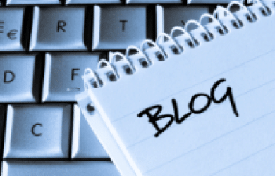 Blog - online marketing middel: bloggen