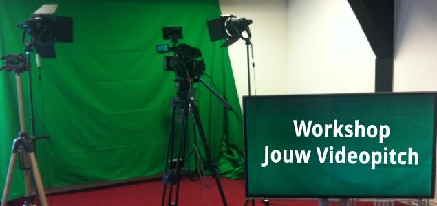 Workshop Videopitch volgen? In één middag zetten we jouw videopitch neer!