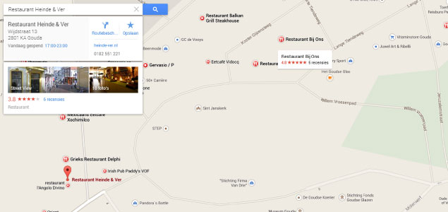 Google Maps - socialer, relevanter