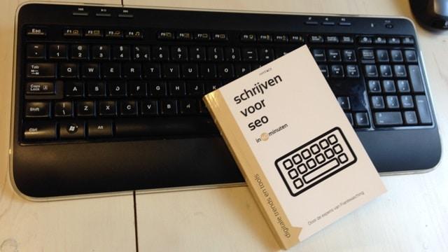Schrijven voor SEO - boekreview