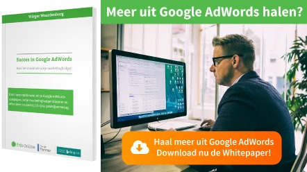 Google AdWords Uitbesteden? Start met een Google AdWords analyse