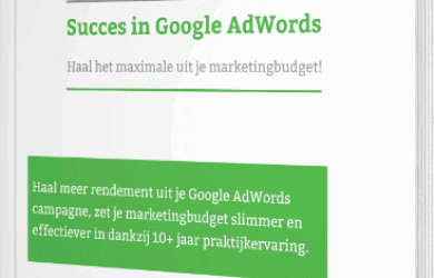 Whitepaper Google AdWords Analyseren en verbeteren